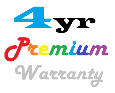 Premium Warranty Extension to 4 Years w/Priority